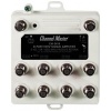 Distribuidor Coaxial 8 Vías Amplificada CHANEL MASTER Modelo: 3418 cod.030559000