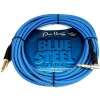 Cable Instrumento Blue Steel Dean M. 20´ ¨L¨