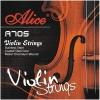 Juego Cuerdas Violín ALICE A-705