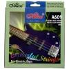Juego de 4 Cuerdas para Bajo de Colores Light ALICE Modelo: A609C cod.0996859