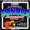 Juego SONORA Acústica 12-Cuerdas SN612